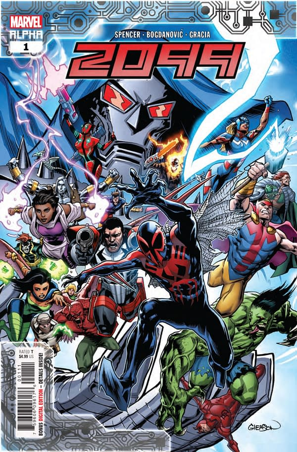 2099 Alpha #1 [Preview]