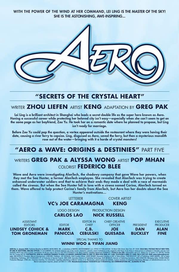 Aero #5 [Preview]