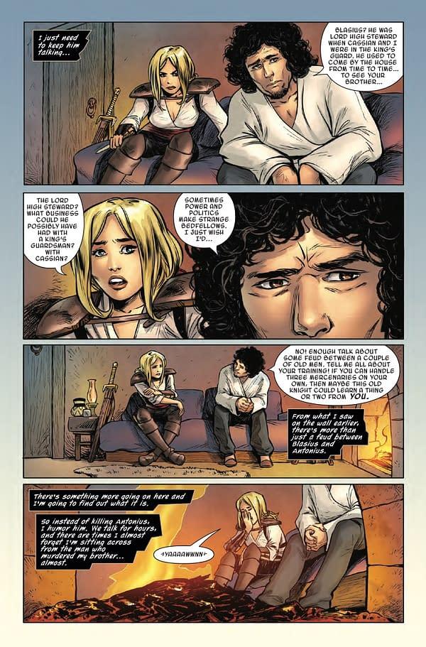 Age of Conan: Valeria #4 [Preview]