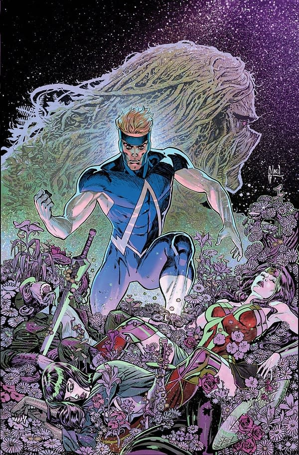Ram V, New Writer on Justice League Dark
