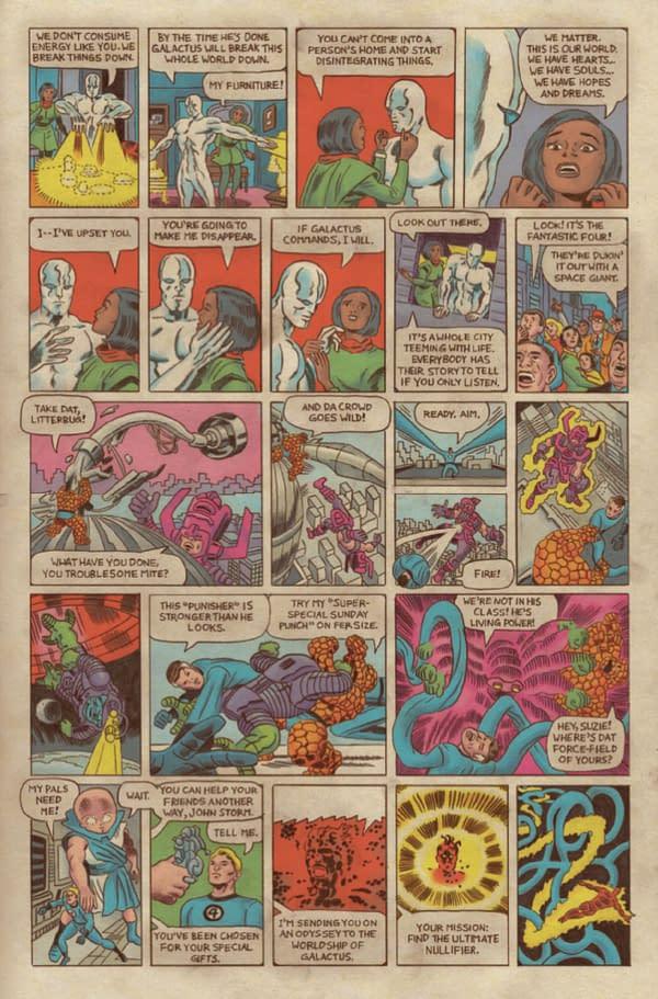 Fantastic Four Grand Design #2 [Preview]