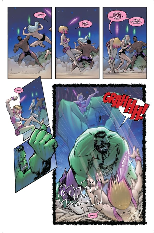 Gwenpool Strikes Back #4