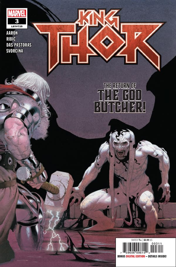 King Thor #3 [Preview]