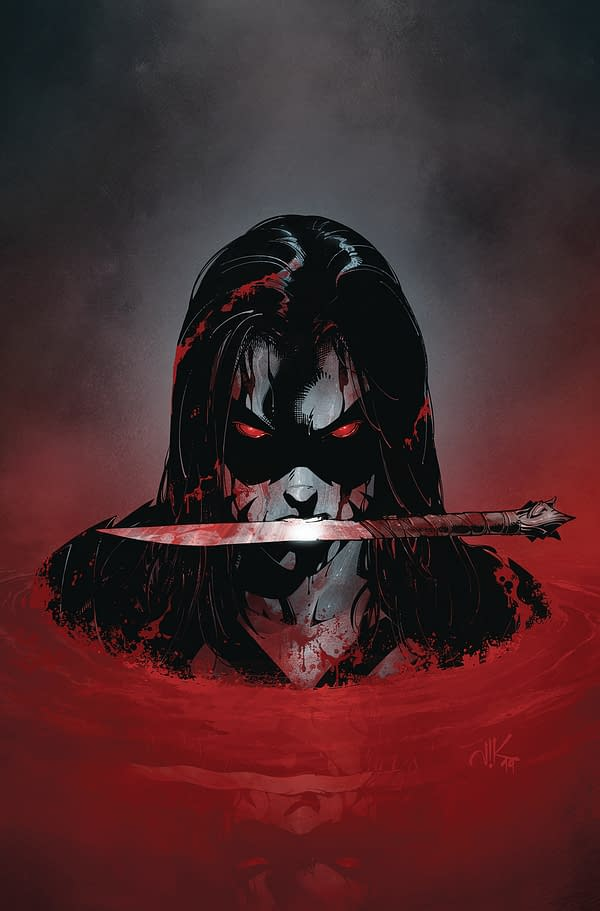 Ben Peebles Replaces Ben Oliver on Donna Troy Comic, The Infected: Deathbringer