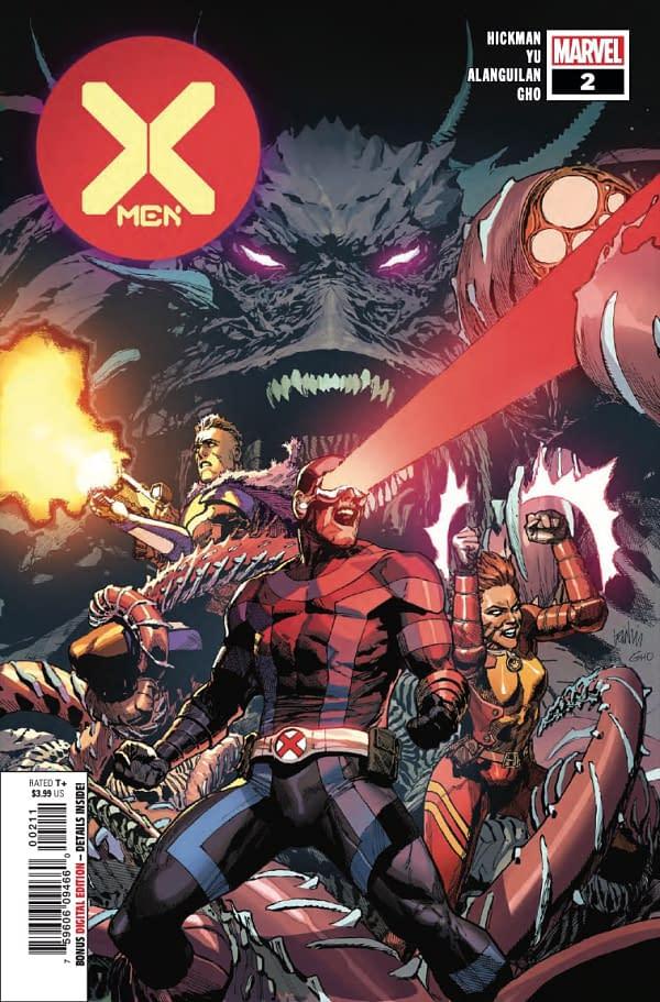 X-Men #2 [Preview]