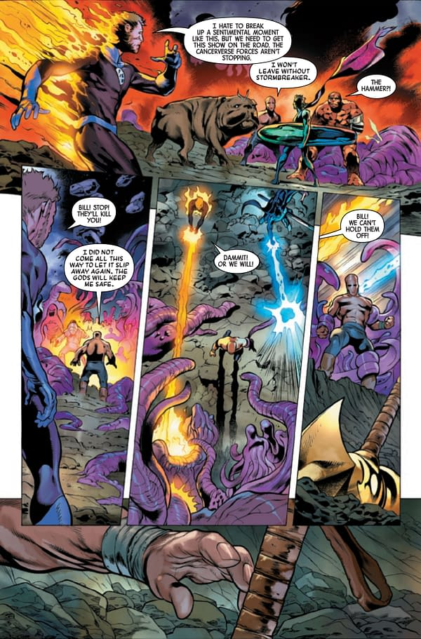 Annihilation Scourge Omega #1 [Preview]