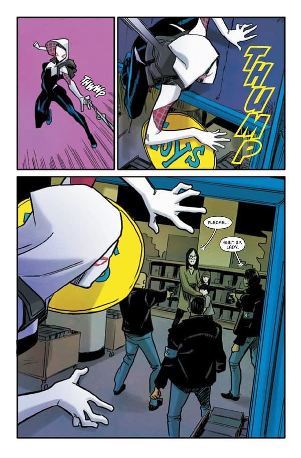 Ghost-Spider #5