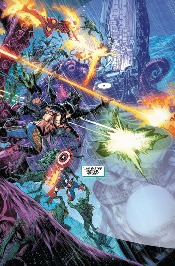 Invaders #12 [Preview]