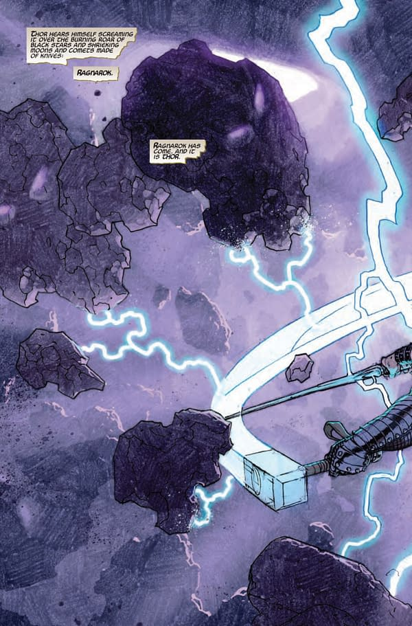 King Thor #4 [Preview]