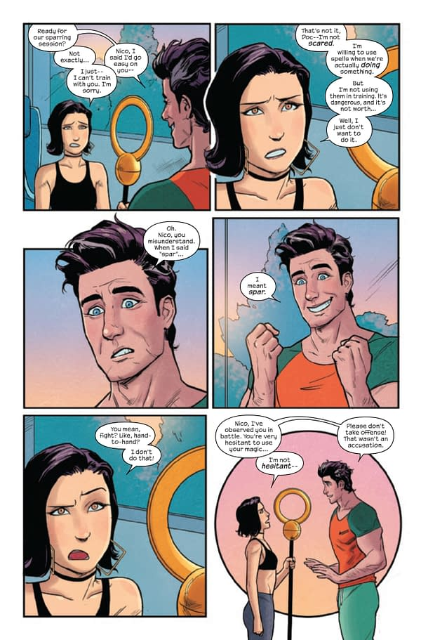 Runaways #28 [Preview]