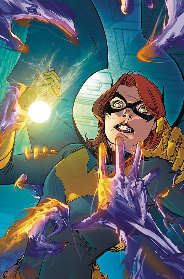 Barbara Gordon's Mother Removed From Batgirl #43 and Replaced by... The Maker???