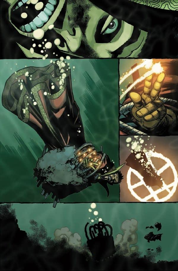 Doctor Strange: Surgeon Supreme #2 [Preview]