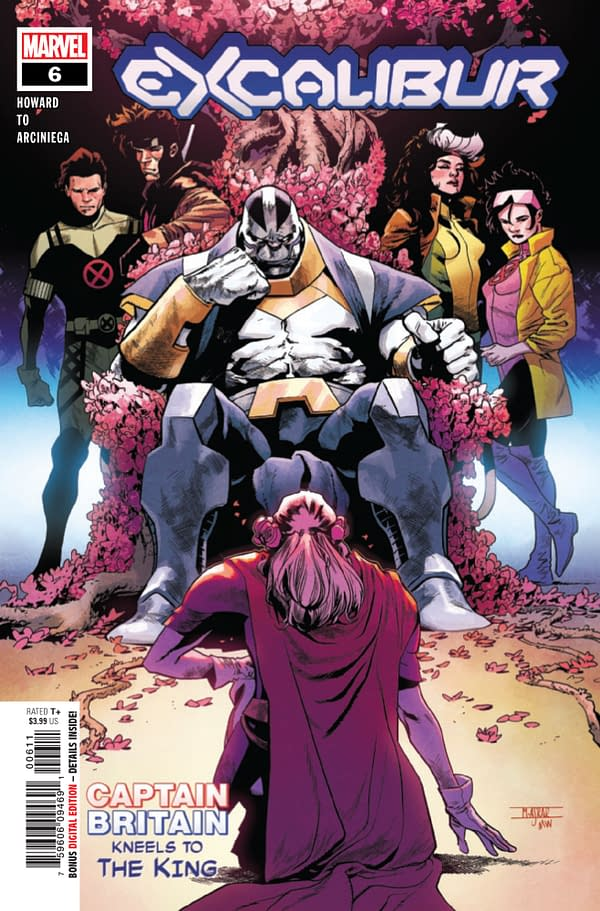 Excalibur #6 [Preview]