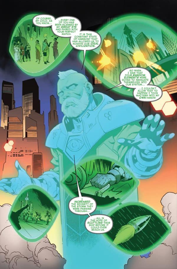Fantastic Four #18 [Preview]