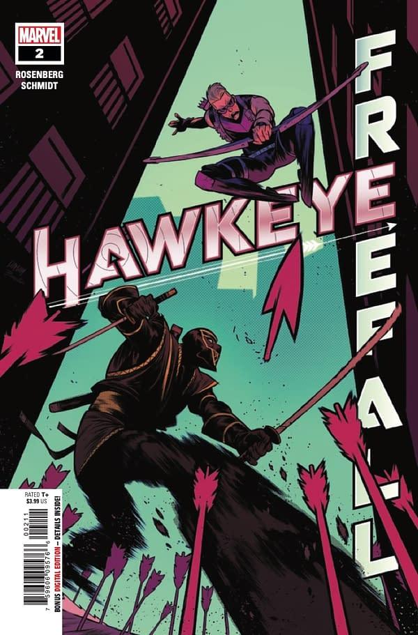 Hawkeye: Freefall #2 [Preview]