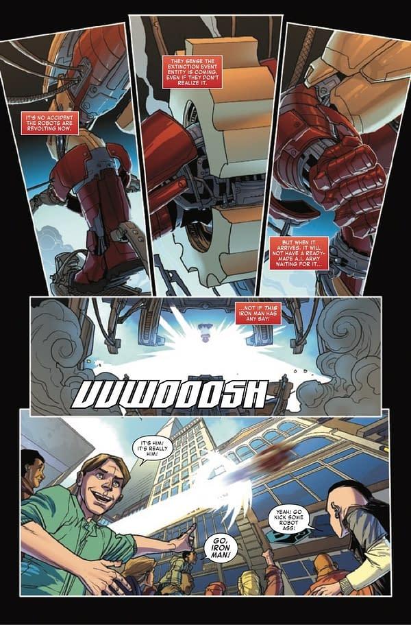 Iron Man 2020 #1 [Preview]