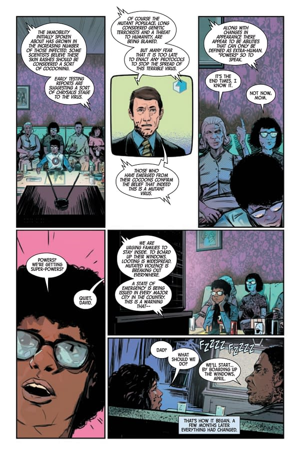 Marvels X #1 [Preview]