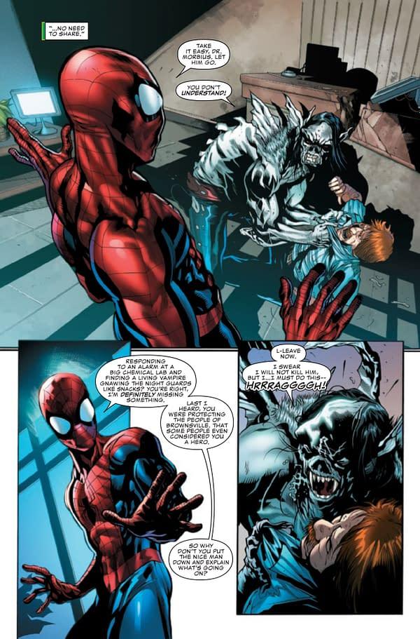 Morbius #3 [Preview]