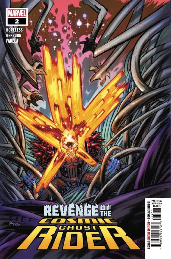 Revenge of the Cosmic Ghost Rider #2 [Preview]