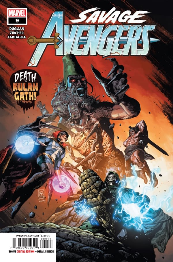 Savage Avengers #9 [Preview]