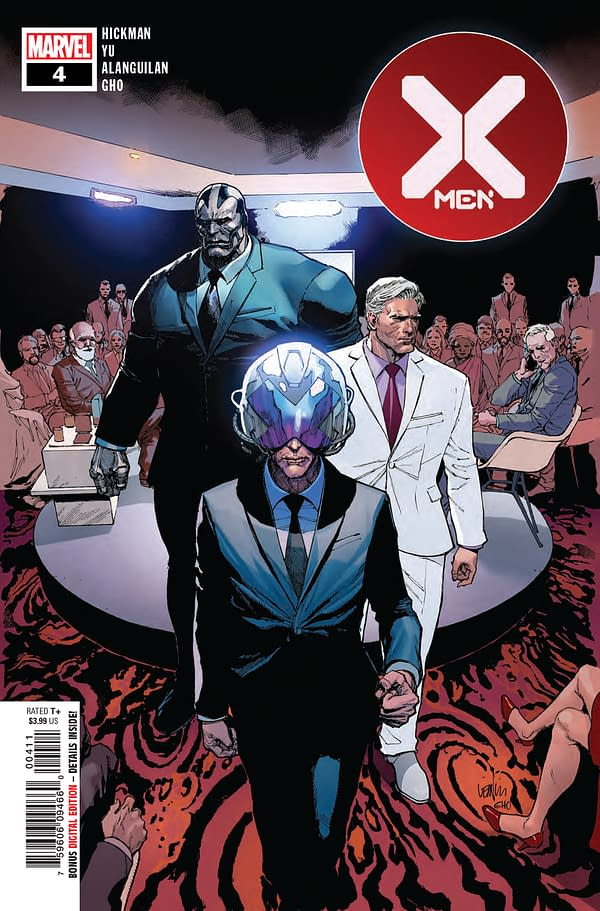 X-Men #4 [X-ual Healing 1-1-2020]