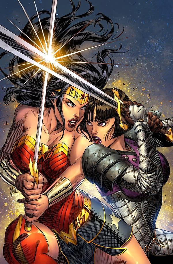 Wonder Woman #752 Makes a Change – No Longer Event Leviathan But Revealing Secrets Of Warmaster