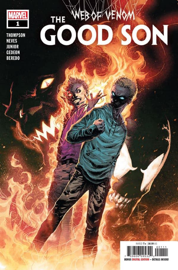 Web of Venom: The Good Son #1 [Preview]