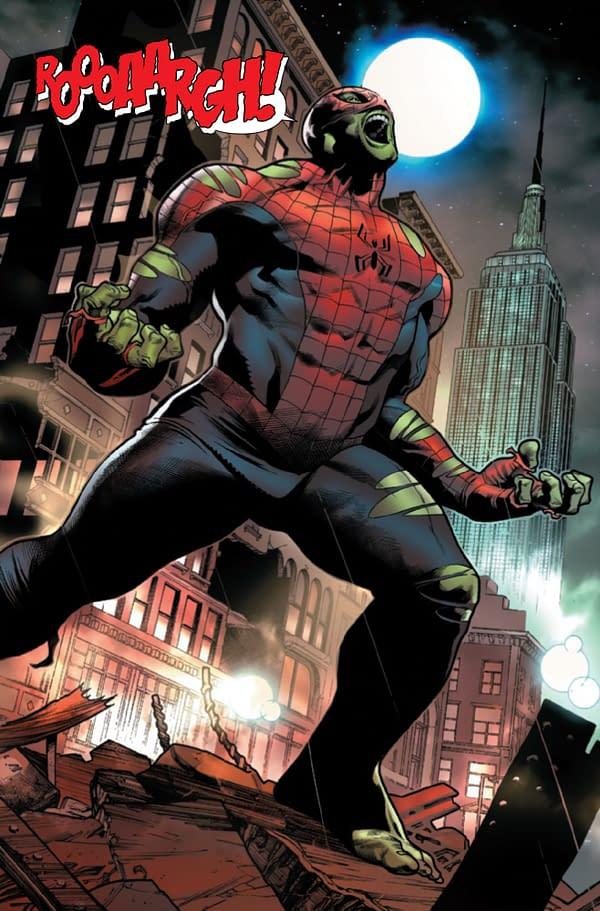 Immortal Hulk: Great Power #1