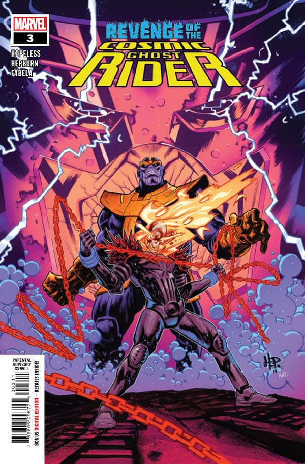 Revenge of the Cosmic Ghost Rider #3 [Preview]