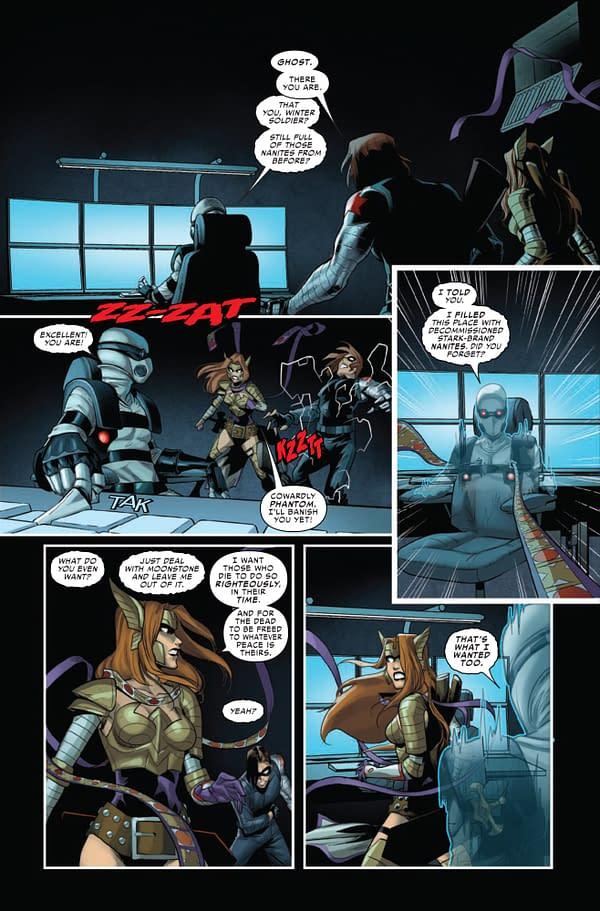 Strikeforce #6 [Preview]