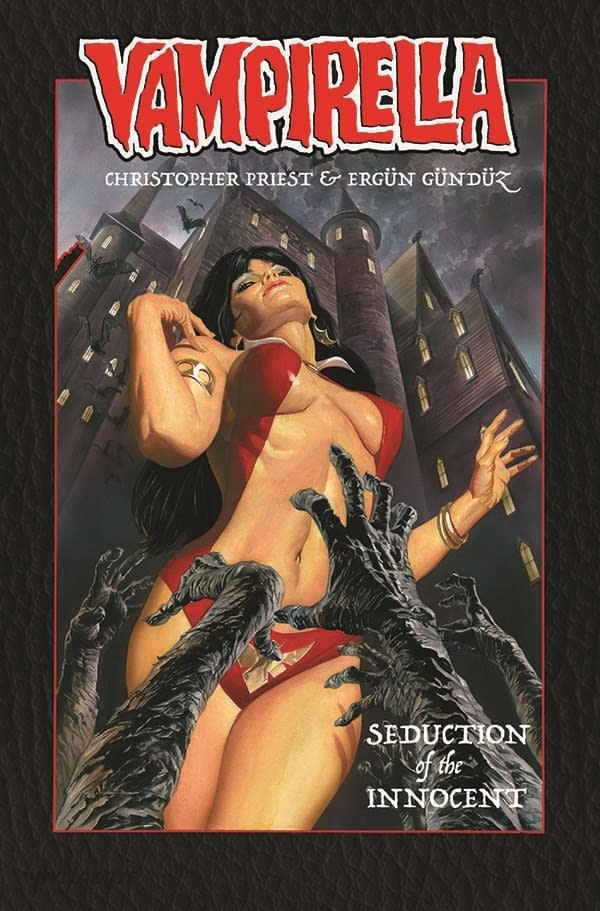Collecting Christopher Priest's Run on Vampirella in May