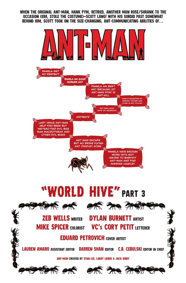 Ant-Man #3 [Preview]