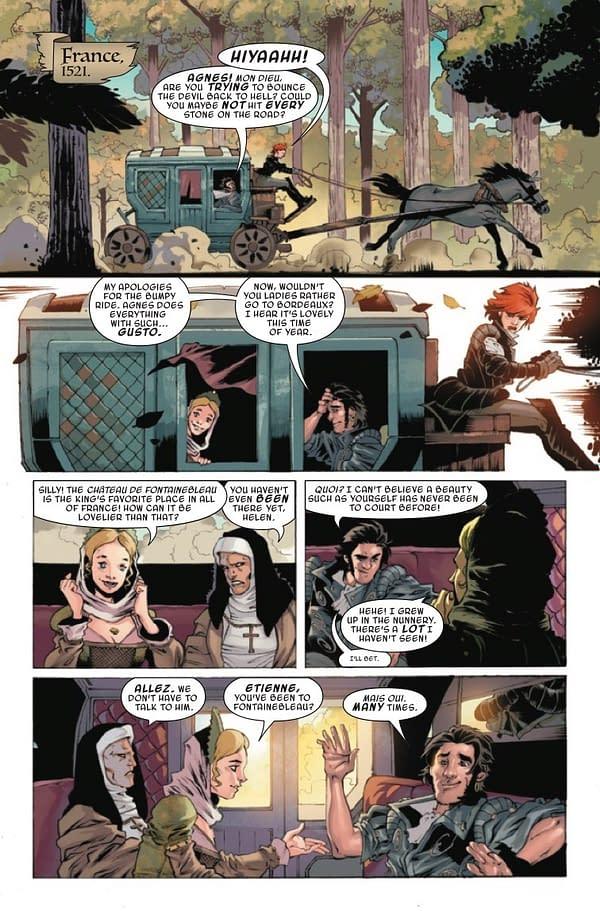Dark Agnes #2 [Preview]