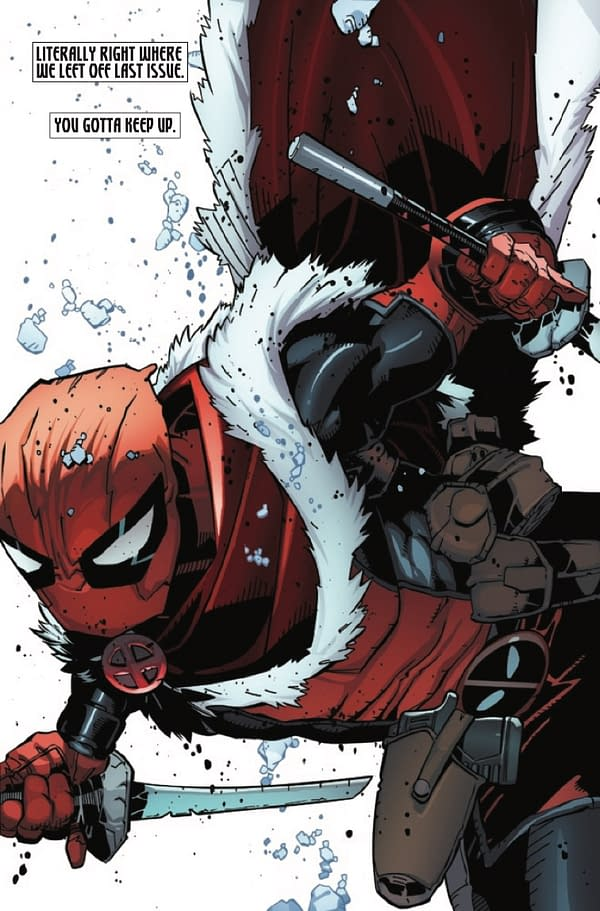Deadpool #4 [Preview]