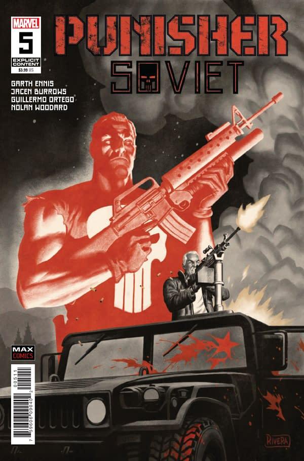 Punisher: Soviet #5 [Preview]