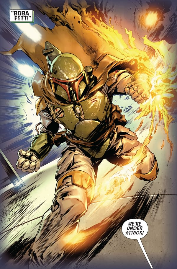 Star Wars: Bounty Hunters #1 [Preview]