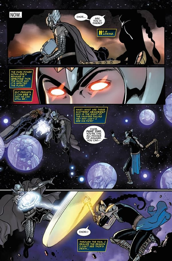 Jane Foster: Valkyrie #9 [Preview]