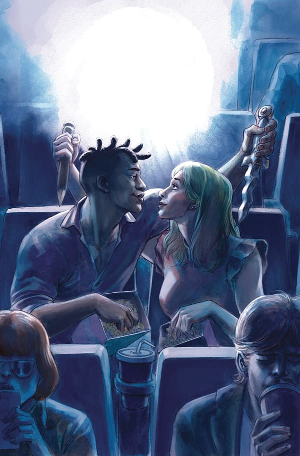 Boom Studios New July 2020 Schedules - From Buffy to Faithless II.