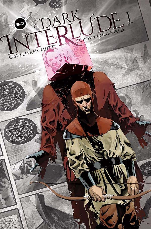 A Dark Interlude, the Not-A-Sequel to Fearscape by Ryan Sullivan and Andrea Vitti.