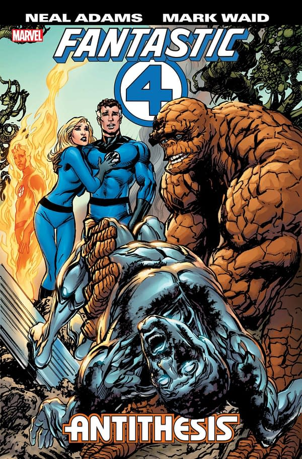 Neal Adams and Mark Waid to Debut Fantastic Four: Antithesis.