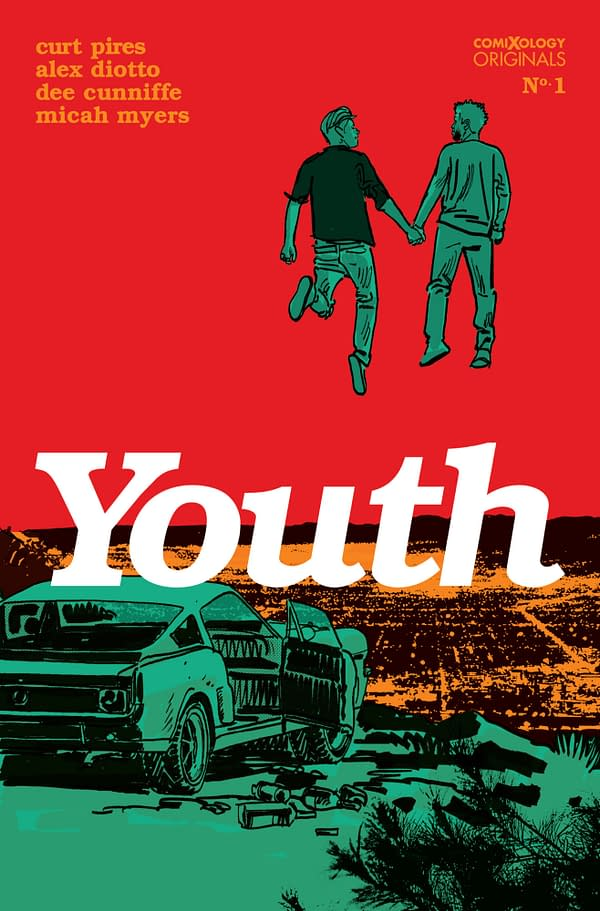 Youth as a Comic From ComiXology and TV Show From Amazon.