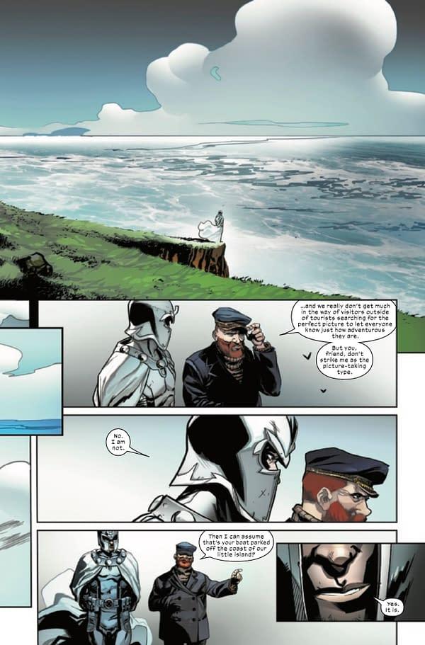 Giant-Size X-Men: Magneto #1 interior page. Credit: Marvel Comics.