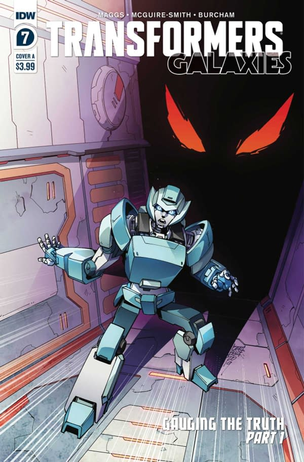 Transformers Galaxies #7 Review: We Can Purify Our Sparks