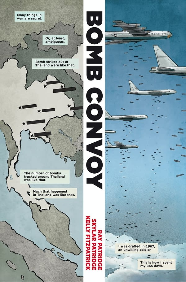 Alex De Campi Teams Veterans With Comics Artists For True War Stories