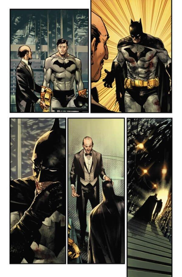 Punchline Vs. Harley Quinn Round 2 in Batman #98