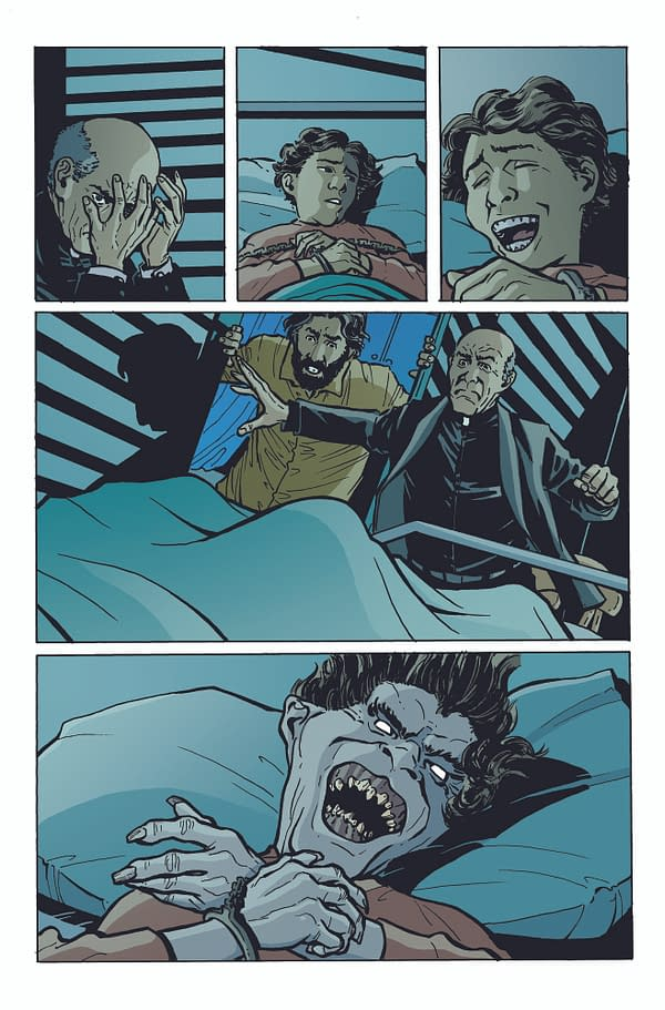 Hotell #4: AWA's First Anthology Horror Series Reaches its Conclusion