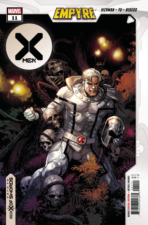 The cover to X-Men #11