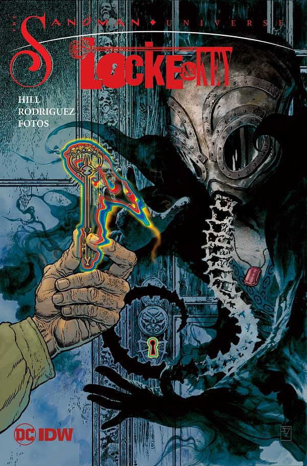 Sandman/Locke & Key Launches in IDW November 2020 Solicits