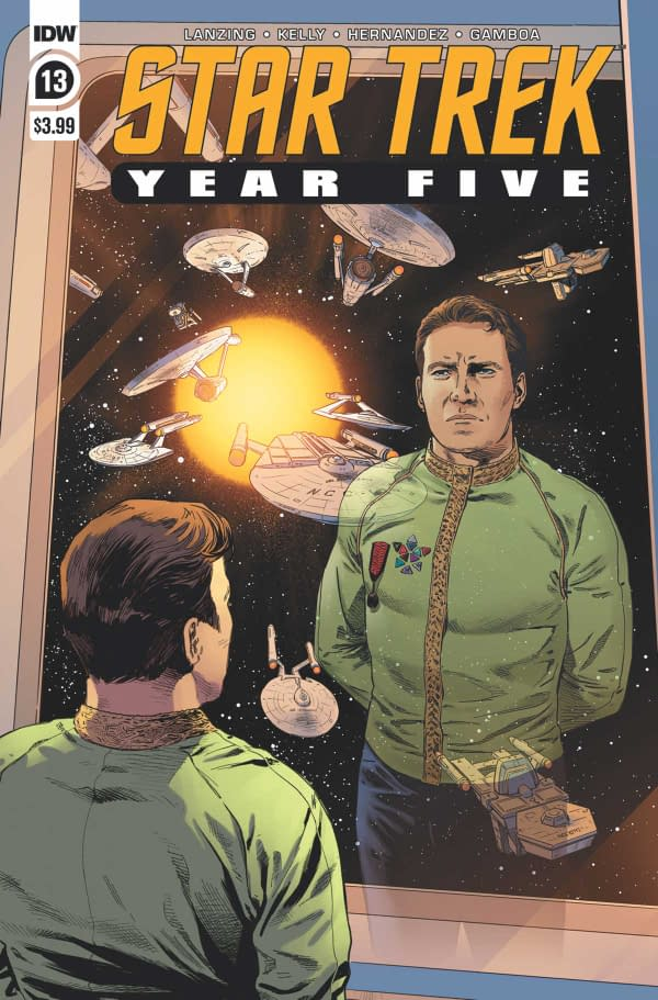 Star Trek: Year Five #13 Review: Simply Fantastic Storytelling