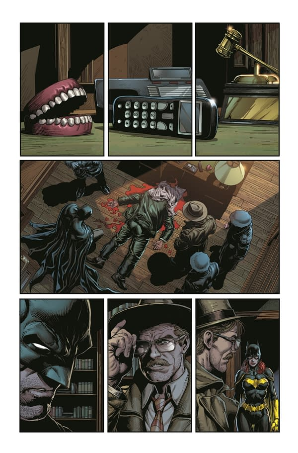 Three Pages From The Three Jokers #2 - What Will The Twist Ending Be?